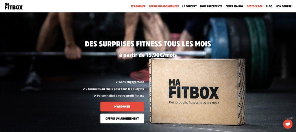 Mafitbox box sport