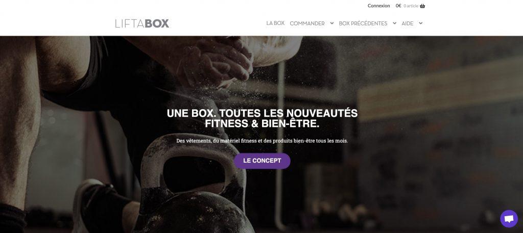 liftabox box sport