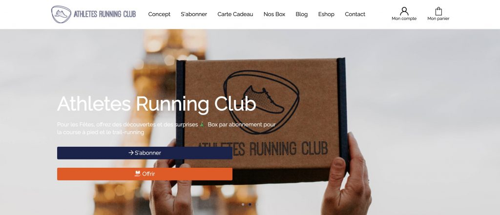 athletes running club box sport