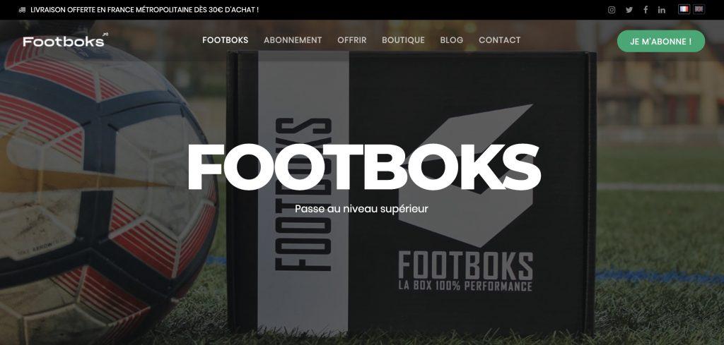 footbokx box sport