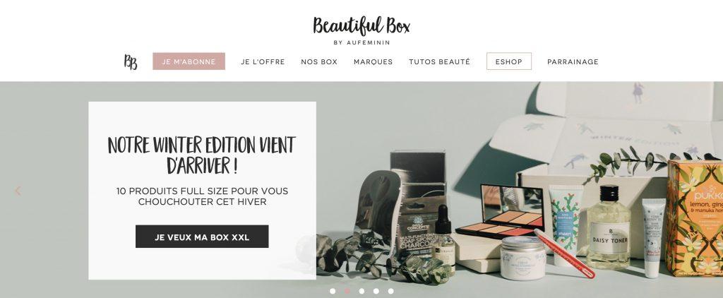 Beautiful box ado