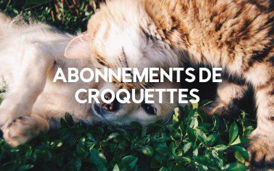 Les 10 Meilleurs Abonnements de Croquettes pour Chiens et Chats