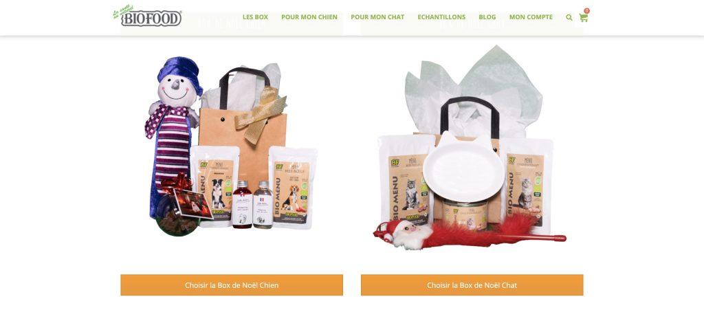 box chat biofoodshop