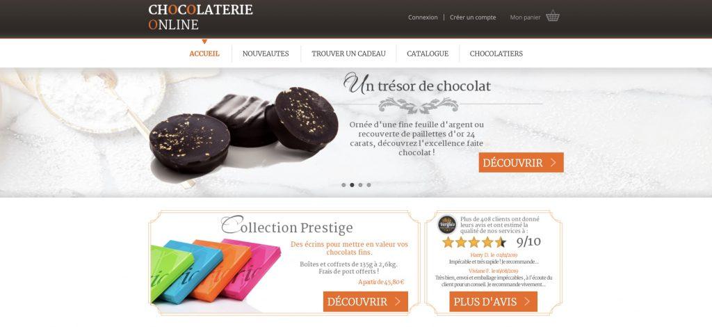chocolaterie online box mensuelle confiserie