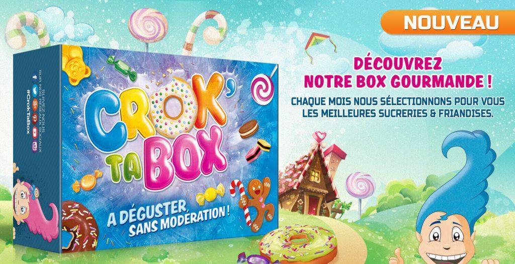 crok ta box bonbons
