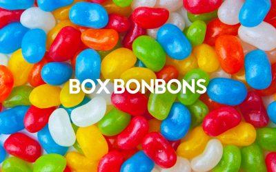 Le Top 9 des Box Bonbons, Gourmandises et Confiseries