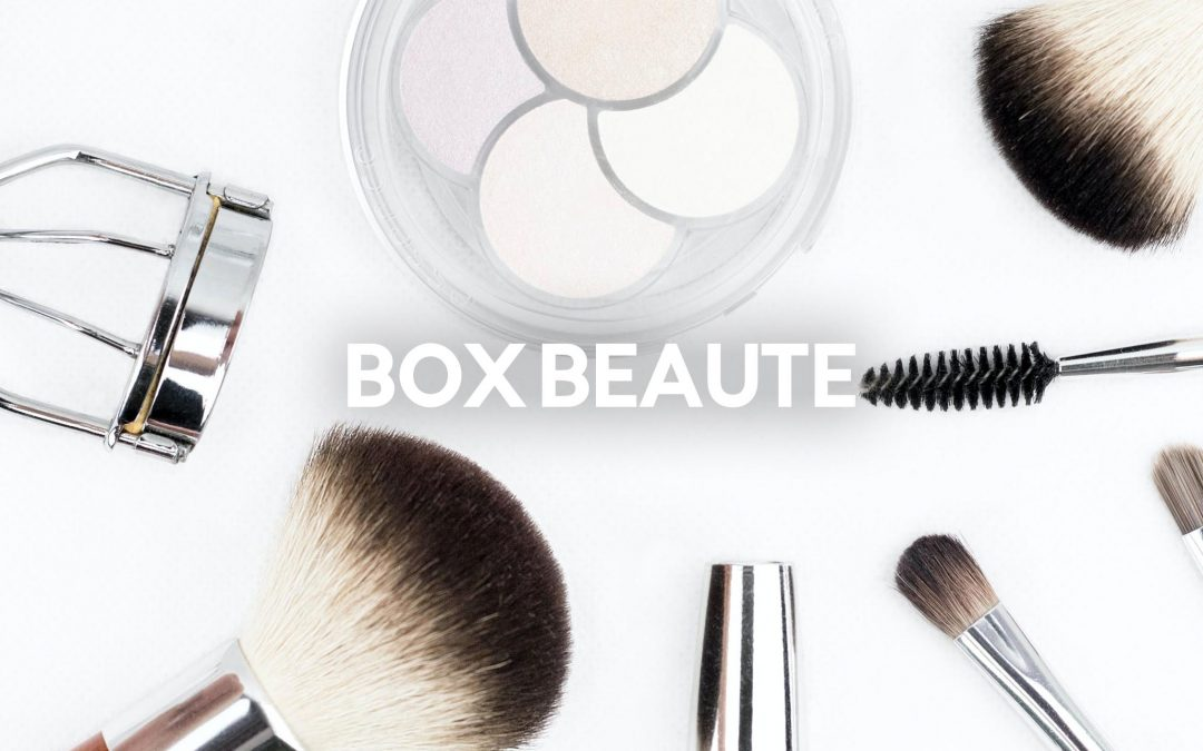 BOX BEAUTE COSMETIQUE MAQUILLAGE