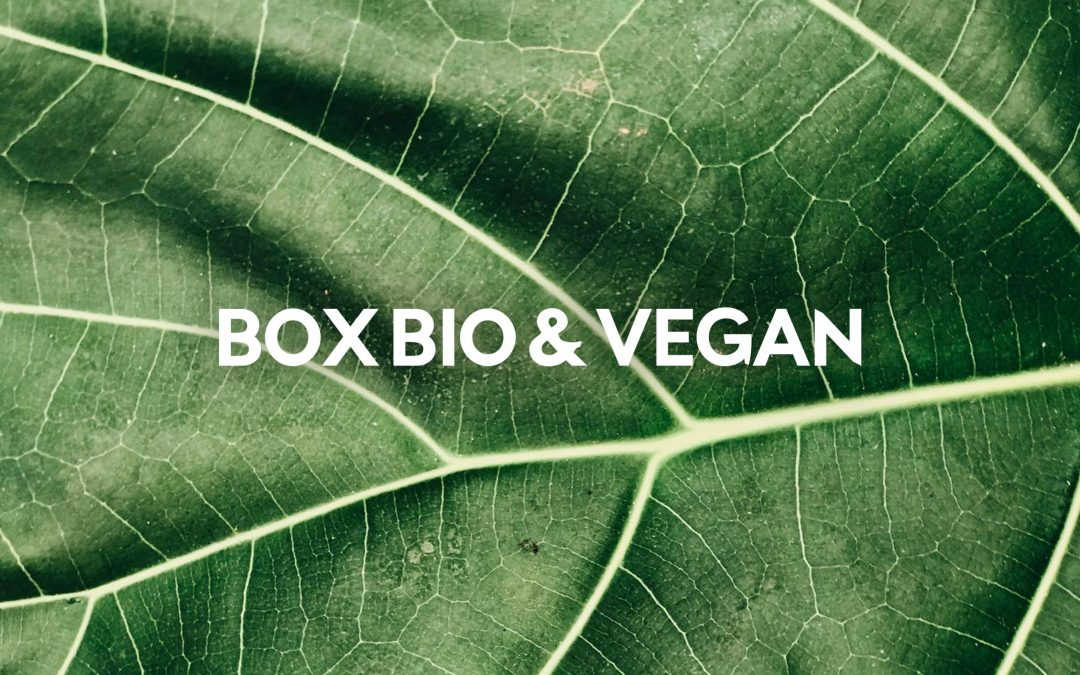 Le Top 15 des box Vegan et Bio