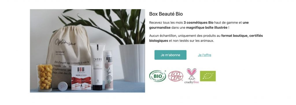 box bio box evidence