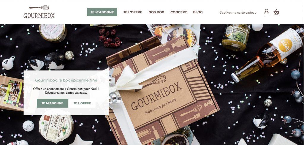 box gourmande gourmibox