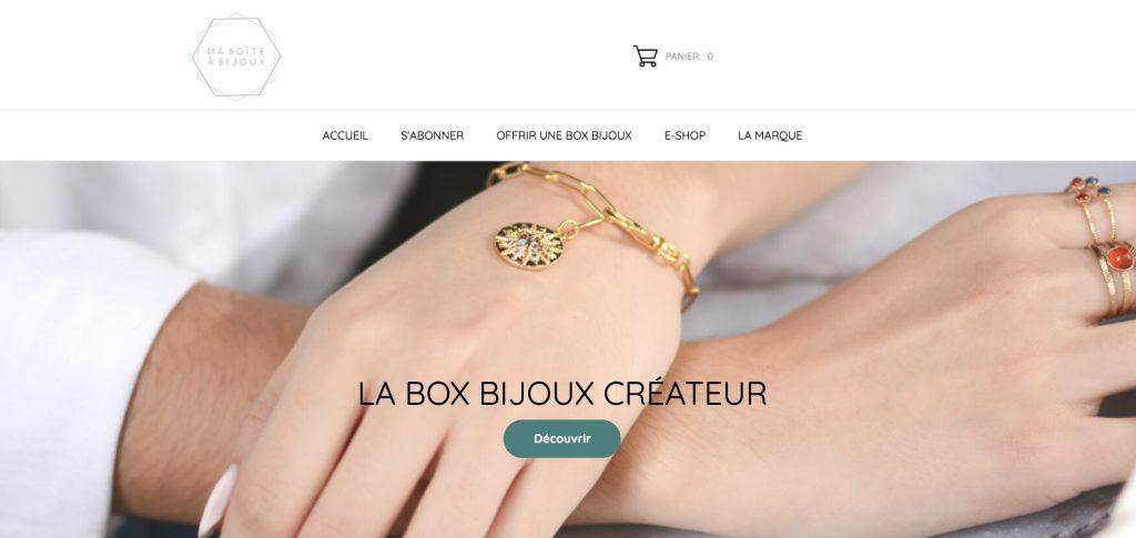 box bijoux ma boite a bijoux