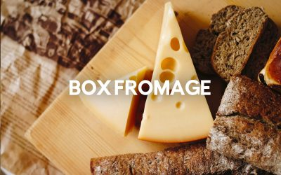 Le top 7 des Box Fromages