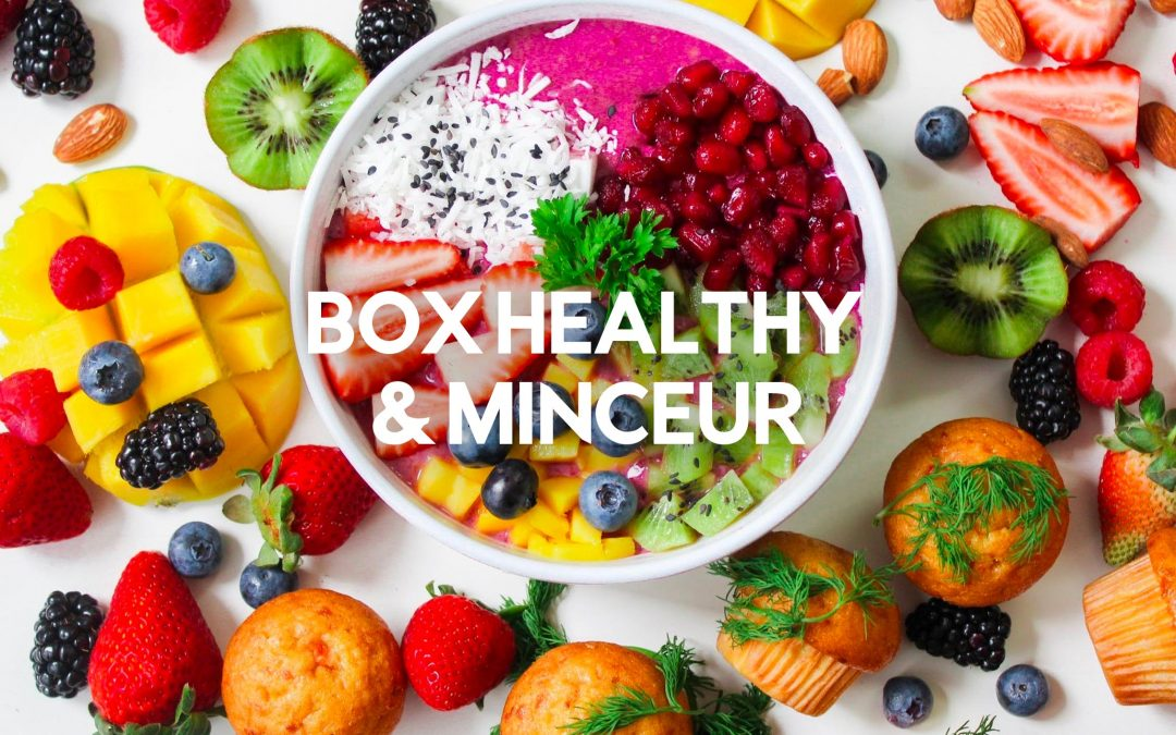 BOX HEALTHY MINCEUR