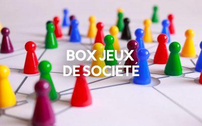Le Top 4 des Box de Jeux de Société