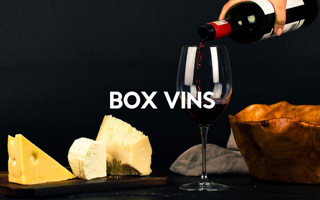 Le Top 19 des Box de Vins pour les connaisseurs