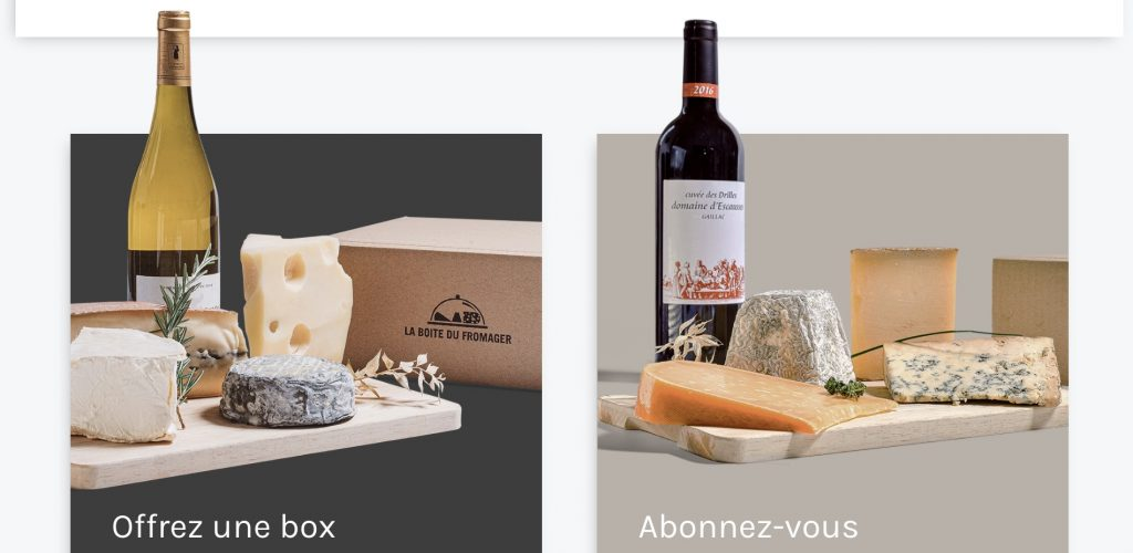 box vineabox vins fromage