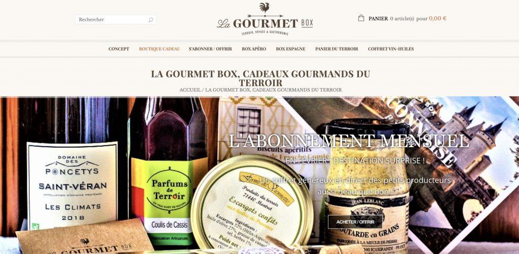 la gourmet box apero