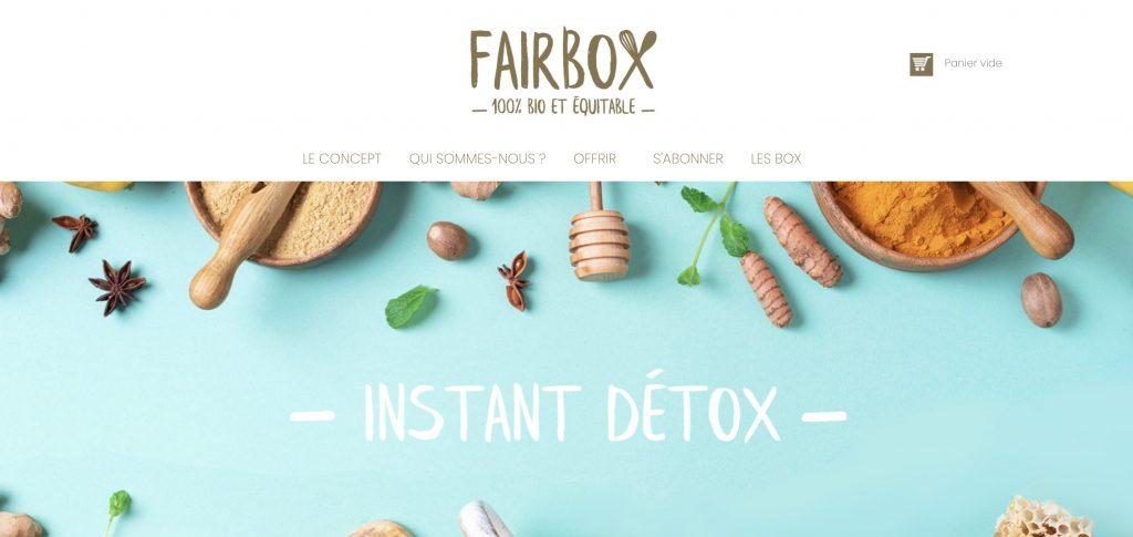 box bio fairbox