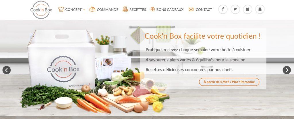 box cuisine cook n box