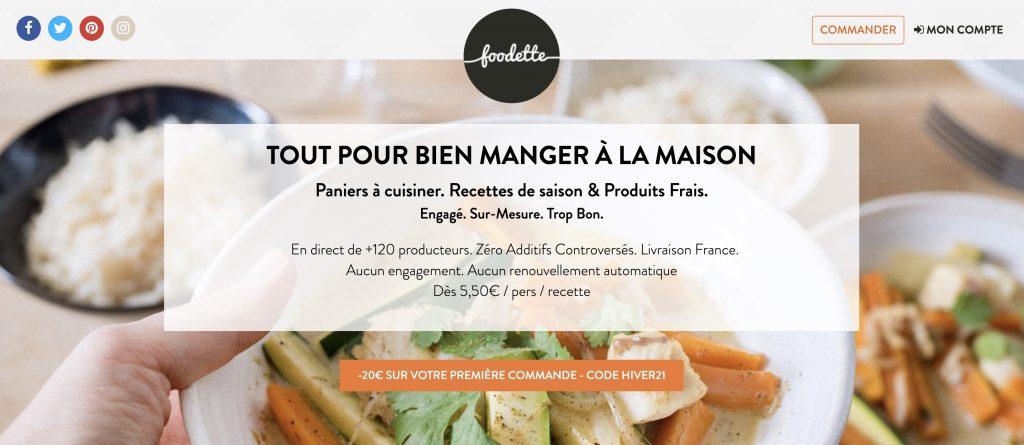 box cuisine foodette