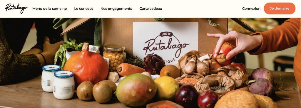 box cuisine rutabago