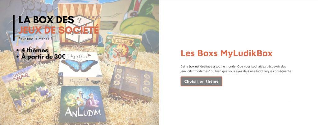 box jeux de societé myludikbox