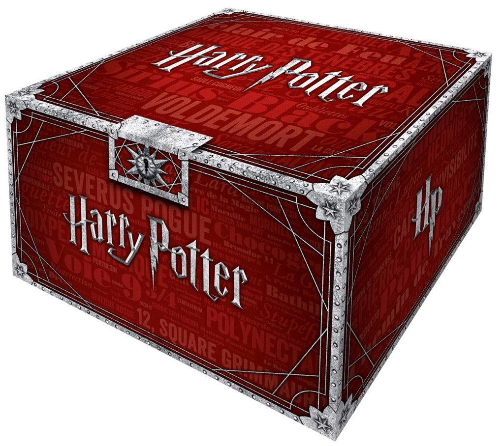 box livre harry potter
