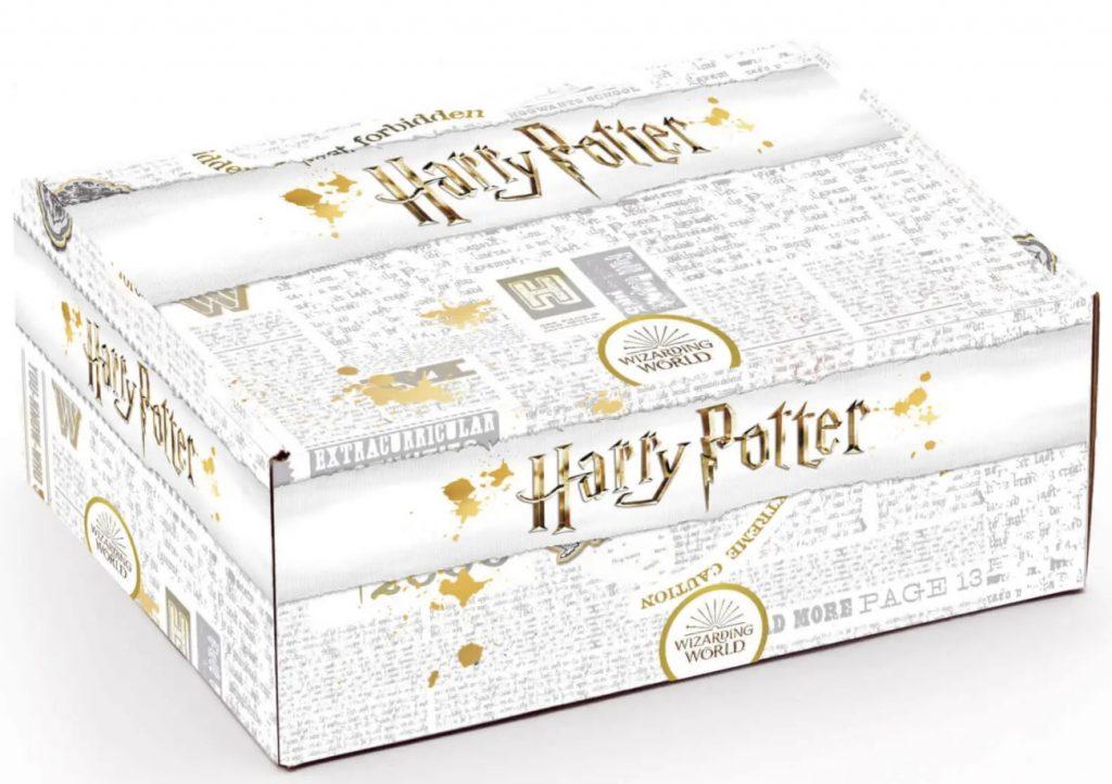 box mystere harry potter