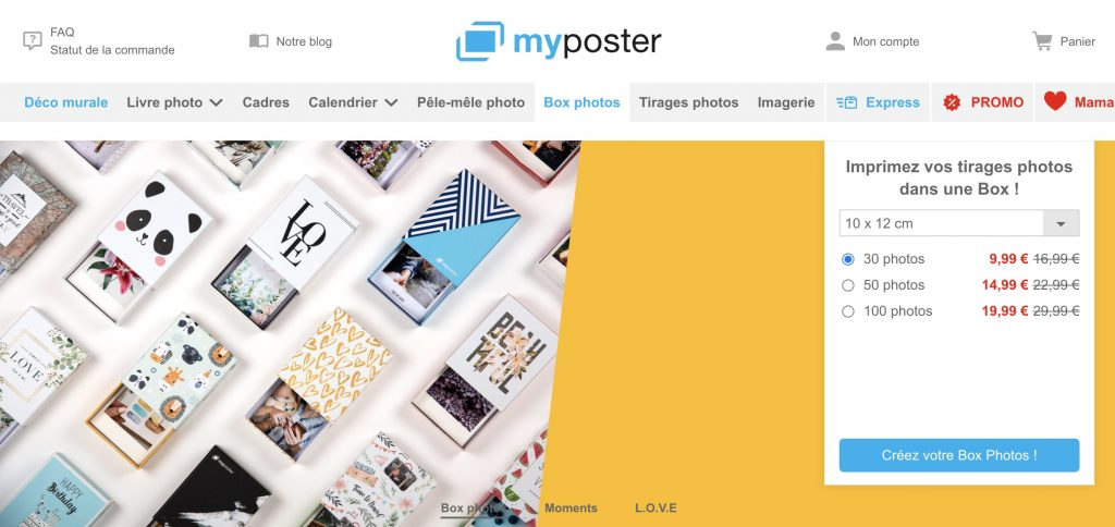 myposter box photo