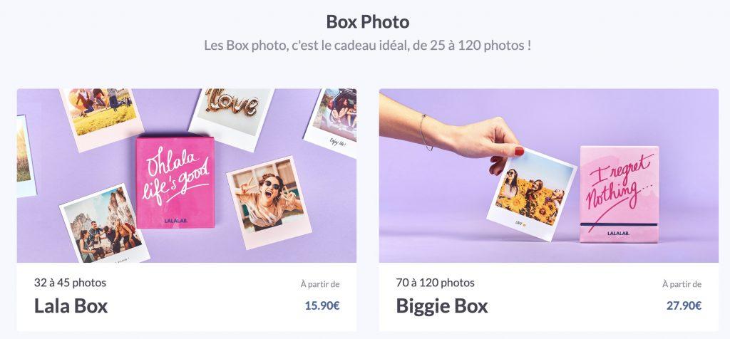 lalalab box photo