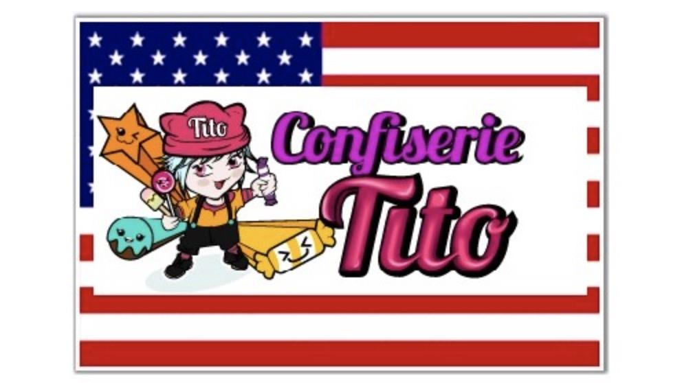 confiserie tito box americaine