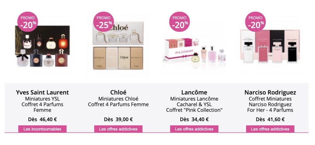box parfum parfumerie burdin