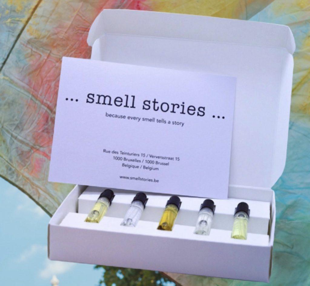 smells stories box parfum