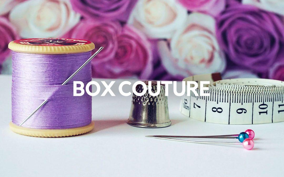 Le Top 12 des Box Couture pour Débutants et Confirmés