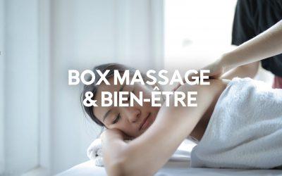 Le top 18 des Meilleures Box de Massage et de Bien-être