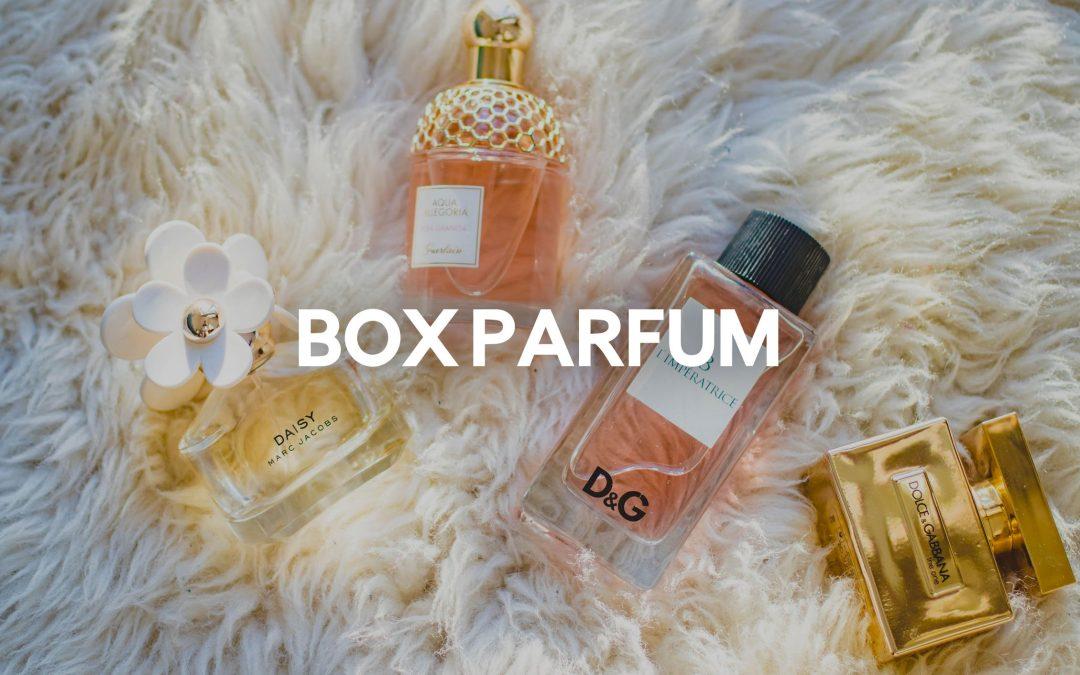 box parfum
