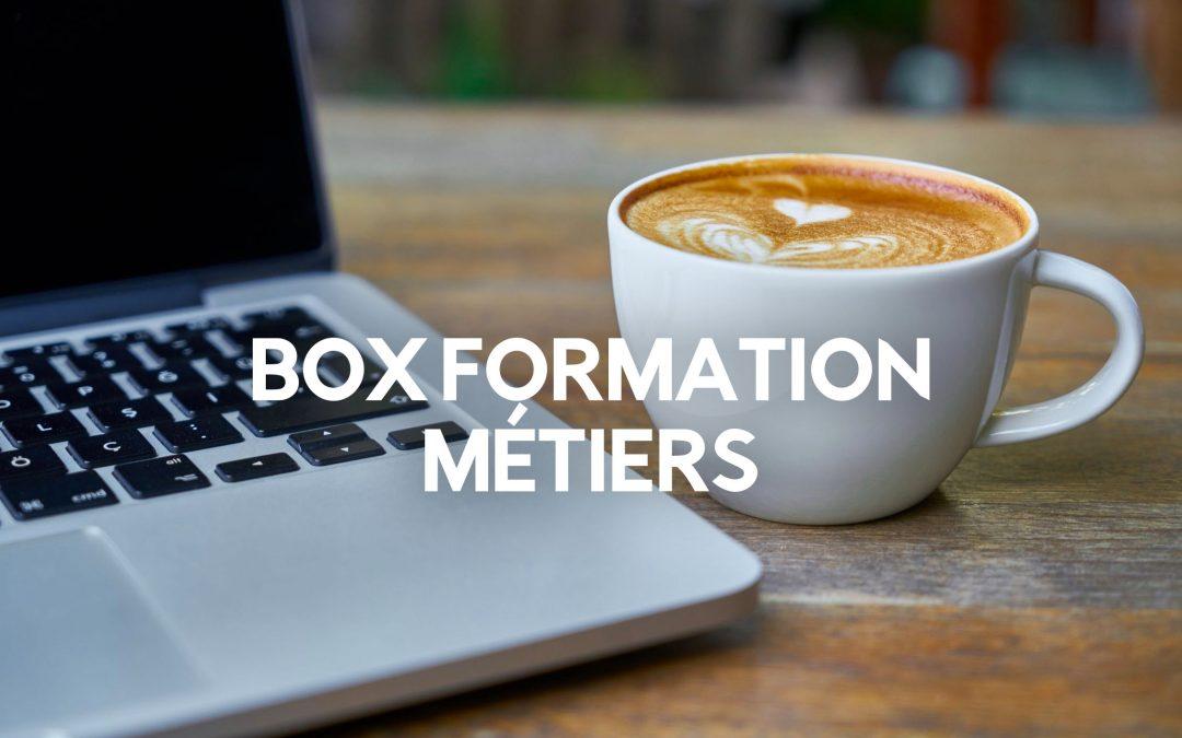 box formation metier