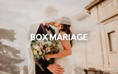 Le Top 16 des Box Mariage et Futures Mariées