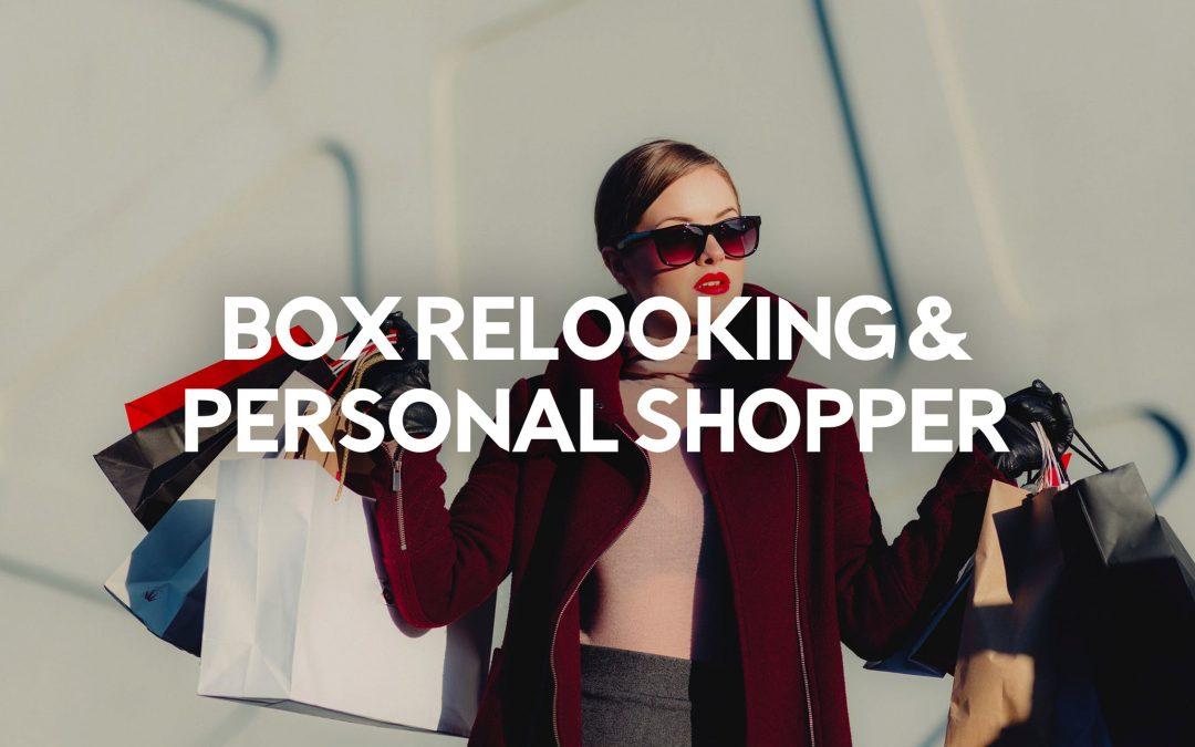 Le Top 10 des Box Personal Shoppers et Relooking Vestimentaires