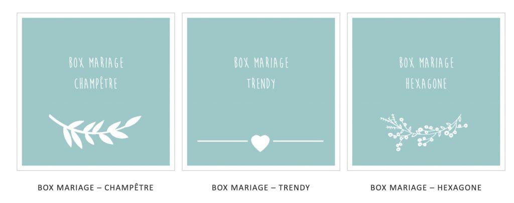 box mariage izii