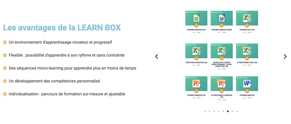 learn box