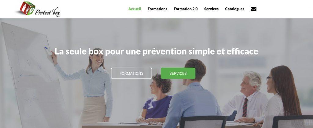 protect box