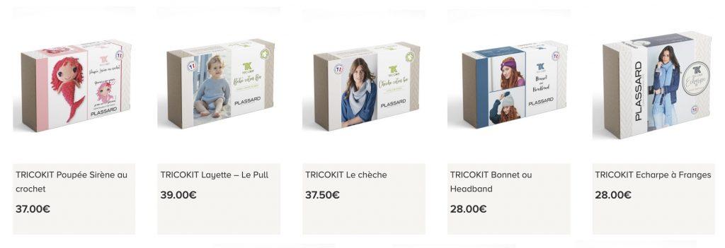 tricokit box tricot