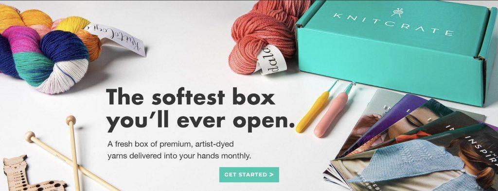 knitcrate box tricot