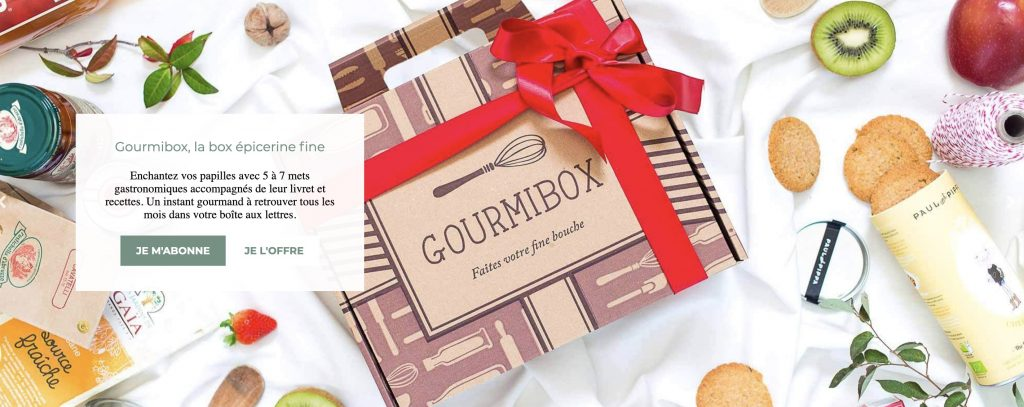 gourmibox box fete des peres