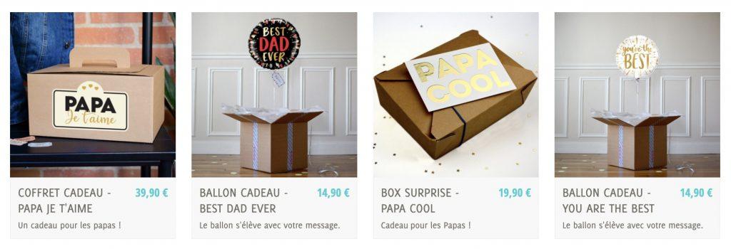 the pop case box fete des peres