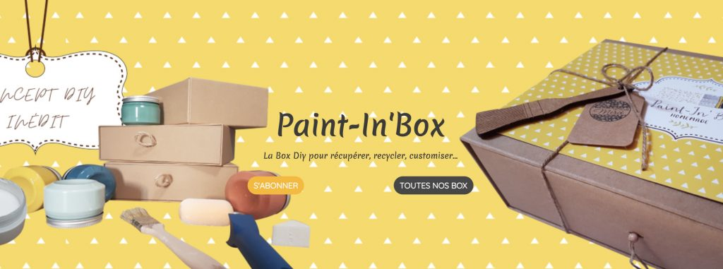 paint in box box peinture
