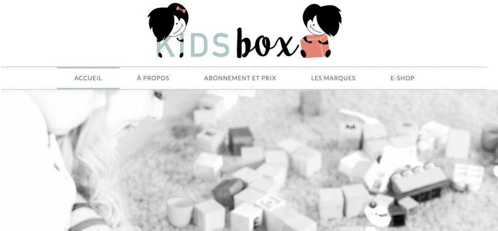 kids box lu box jouets