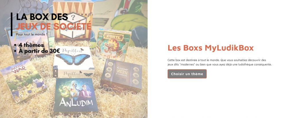 my ludik box box jouets