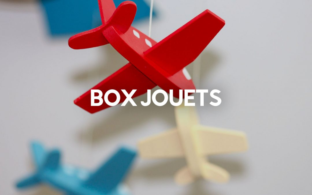 box jouets
